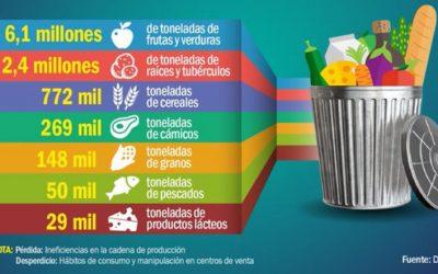 Pérdida y Desperdicio de Alimentos: Un Problema Global  Caso Colombia