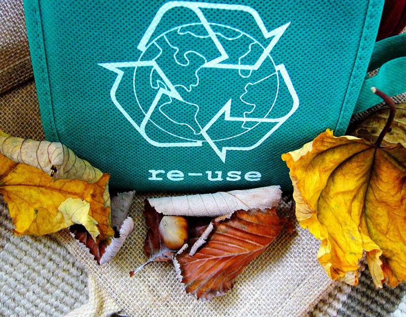 Las tres erres (3R) ecológicas: Reducir, Reutilizar y Reciclar